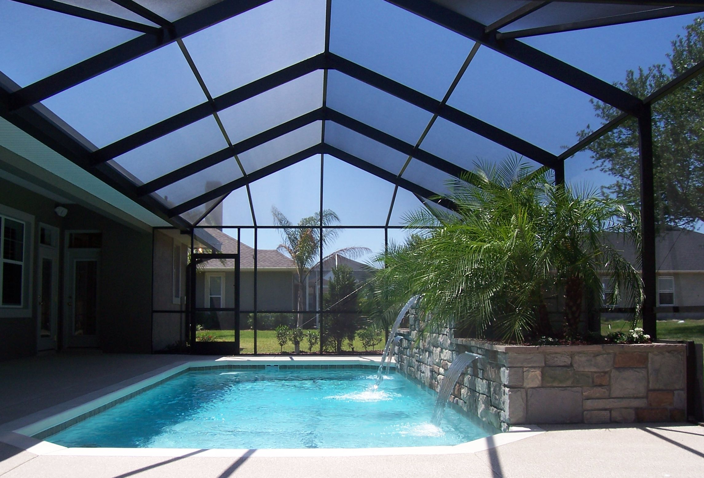 Central Florida Custom Pool Enclosures